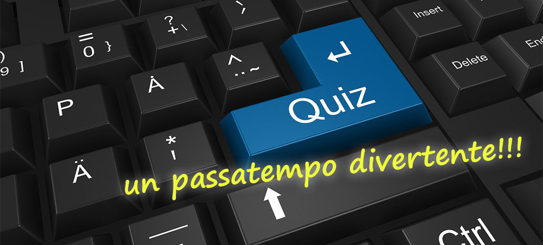 Sei pronto a Quizzare ?